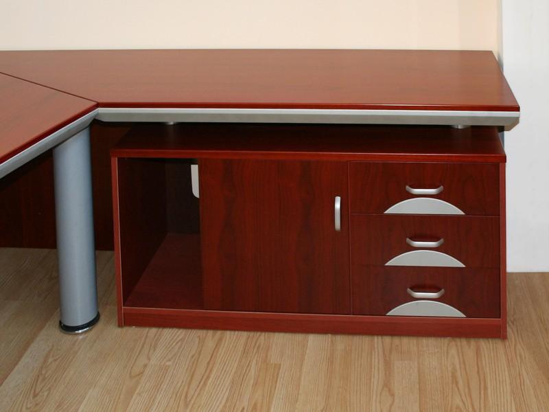 schreibtisch l form eckschreibtisch holz g nstig kaufen. Black Bedroom Furniture Sets. Home Design Ideas