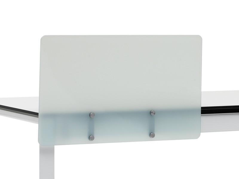 Sichtschutz für Schreibtisch Rohde Grahl xio | JourTym Büromöbel