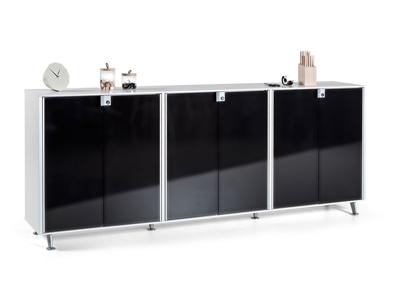 aktenschrank block 30 232 x 91 5 x 40 cm. Black Bedroom Furniture Sets. Home Design Ideas