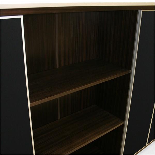 Büromöbel Set günstig   Schreibtisch Como mit Sideboard