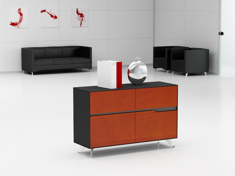 sideboard livorno xs size kirsche. Black Bedroom Furniture Sets. Home Design Ideas