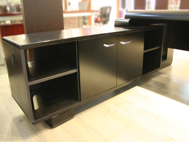 schreibtisch design b rotisch ma e 280 x 75 x 110 cm. Black Bedroom Furniture Sets. Home Design Ideas