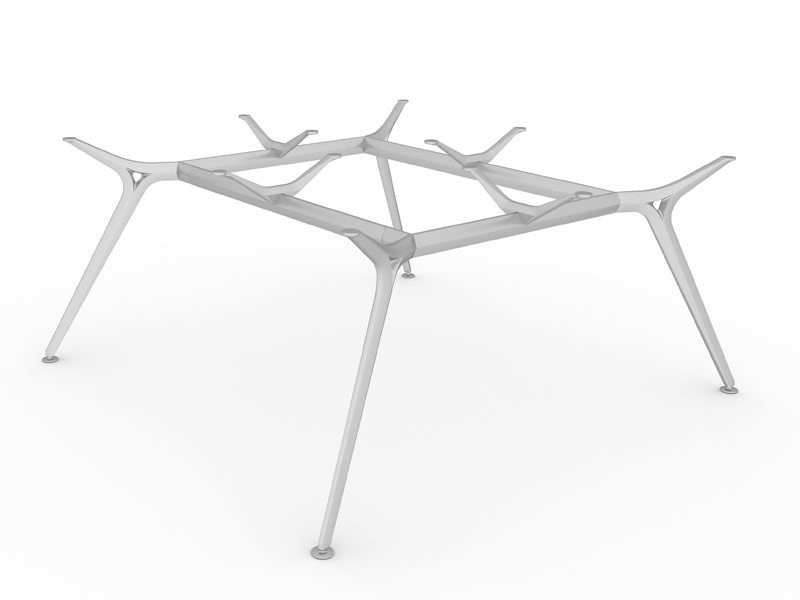 tisch gestell metall g nstig online kaufen. Black Bedroom Furniture Sets. Home Design Ideas