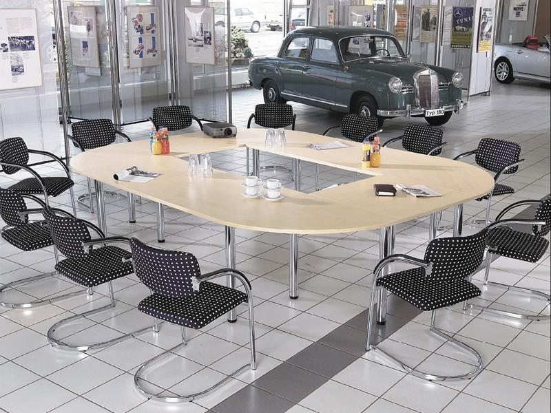 Tischplatte VKP08 Hammerbacher Tischsysteme K-Serie