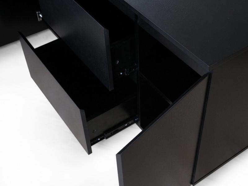 Eckschreibtisch design b rom bel tisch imola g nstig for Design artikel shop