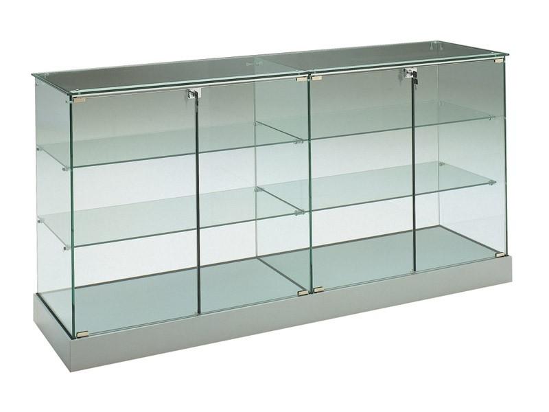 verkaufsvitrine glas und andere vitrinen bei kaufen. Black Bedroom Furniture Sets. Home Design Ideas