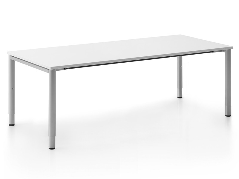 Verstellbarer Schreibtisch Büro Rohde Grahl xio | JourTym Büromöbel