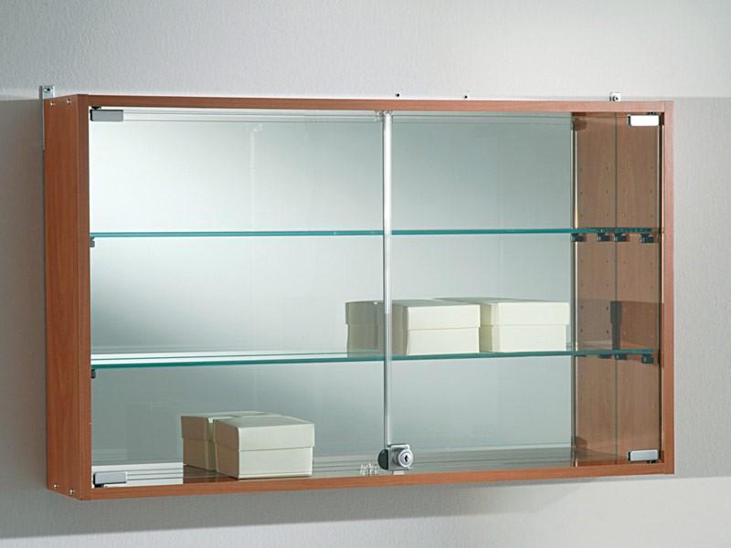 wand vitrine abschlie bar online bei erwerben. Black Bedroom Furniture Sets. Home Design Ideas