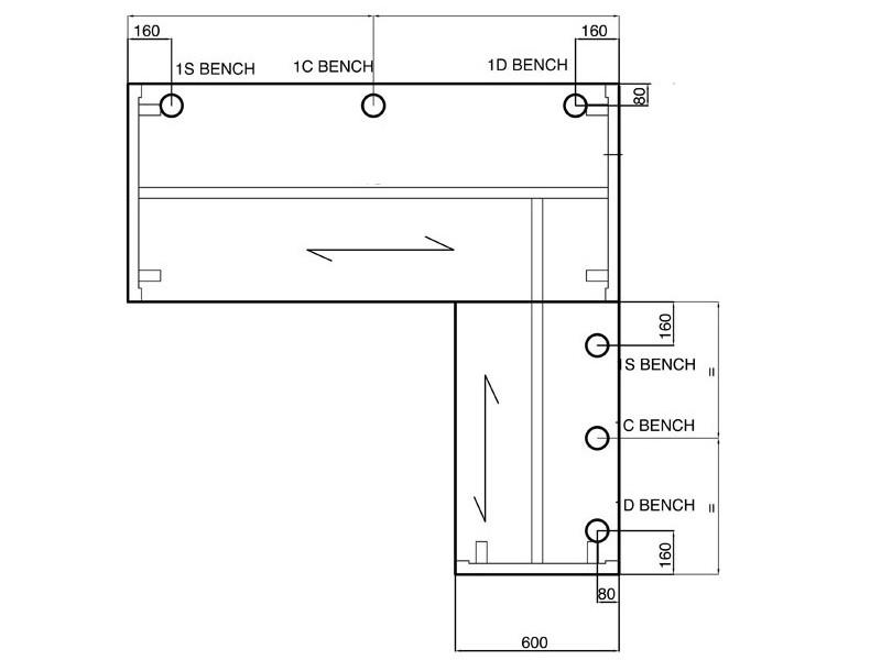 computer ecktisch gate integrierter container jourtym. Black Bedroom Furniture Sets. Home Design Ideas