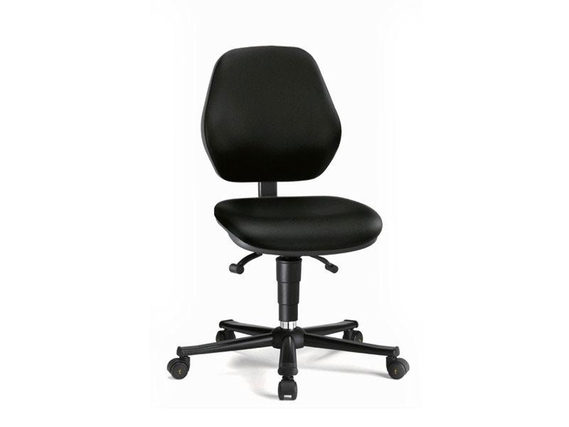 Bimos esd basic 2 9151e stuhl rollen permanentkontakt for Stuhl mit armlehne und rollen