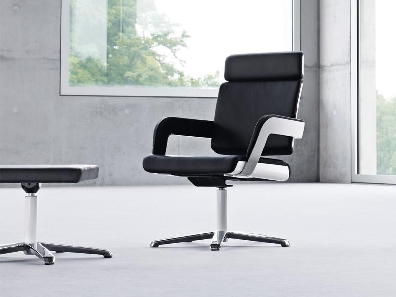 k nig und neurath luxus drehstuhl charta cklhw6. Black Bedroom Furniture Sets. Home Design Ideas