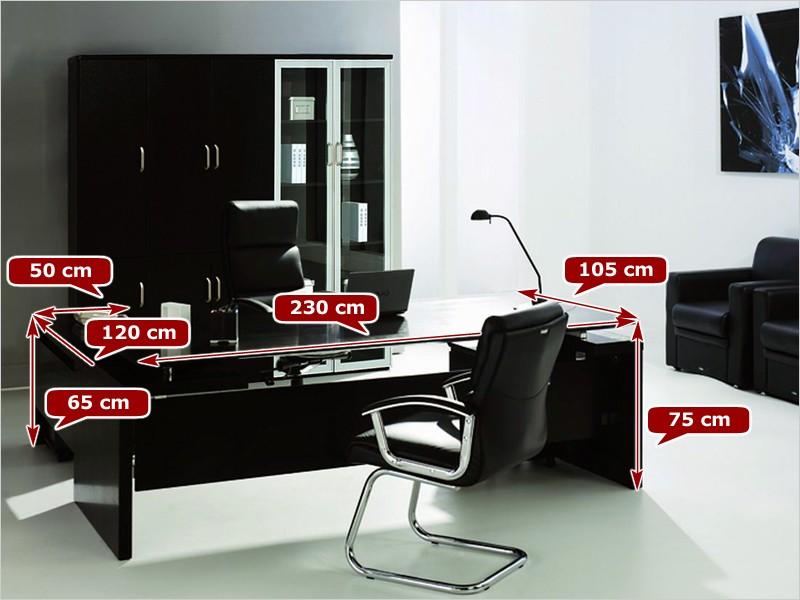 Chef Bürokombination Ravenna Büromöbel