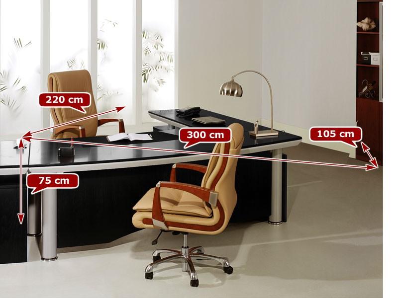 Eck Schreibtisch | Winkelkombination günstig bestellen