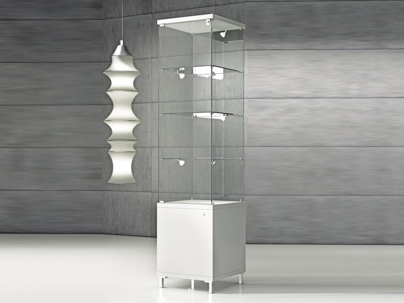 Vitrine Mit Beleuchtung | Glasvitrinen Vitrinen Aus Glas Gunstig Kaufen